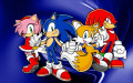 Sonic Tails Knuckles Amy